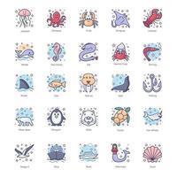 onderwater- en zeedieren