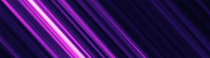 panorama paarse lichte achtergrond vector
