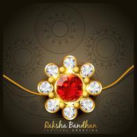 hindoe rakshabandhan festival vector