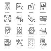 muziek- en multimedia-apparatuur