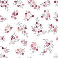 naadloze bloemmotief vector
