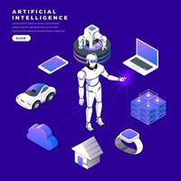 isometrische kunstmatige intelligentie
