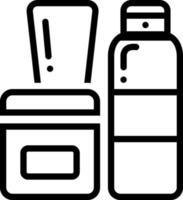 lijnpictogram voor accessoires
