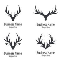 herten logo afbeeldingen illustratie