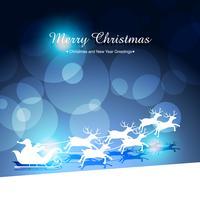 slee van de Kerstman