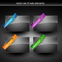web elementen