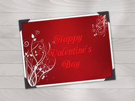 Valentijnsdag fotoachtergrond
