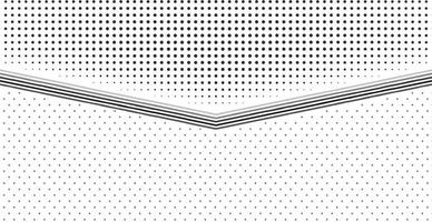 abstracte witte achtergrond en veel stippen - vector