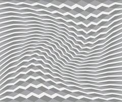 abstracte de technologie moderne futuristische achtergrond van de textuur geometrische witte en grijze kleur, vectorillustratie vector