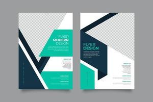 webinar coole folder sjabloon met vormen