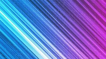 snelheid licht technologie achtergrond, hi-tech digitaal en communicatie conceptontwerp vector