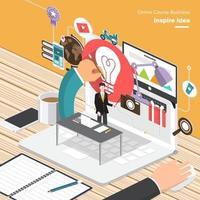 digitale marketing illustraties vector