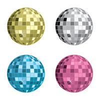 Partij Vector Disco Ball