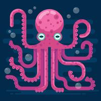 Octopus Illustratie