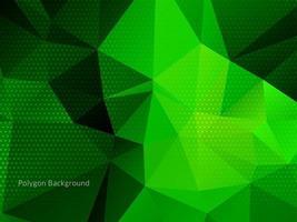 abstracte veelhoekige driehoeken kleurrijke achtergrond vector