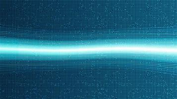 lasertechnologieachtergrond, hi-tech digitaal en internetconceptontwerp, vrije ruimte voor ingevoerde tekst, vectorillustratie. vector