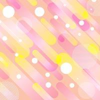 Retro gestileerde patroonachtergrond