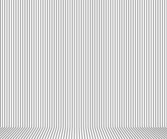 abstracte grijze lijn achtergrond. studio kamer achtergrond, vector lijn ontwerp, eps10