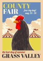 county fair vector