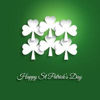 St Patrick's Day achtergrond vector