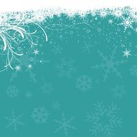 Decoratieve Kerstmis achtergrond vector
