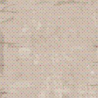 vintage polka dot achtergrond vector