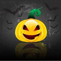 Grunge Halloween-achtergrond