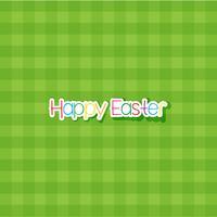 Gelukkige Pasen-achtergrond vector