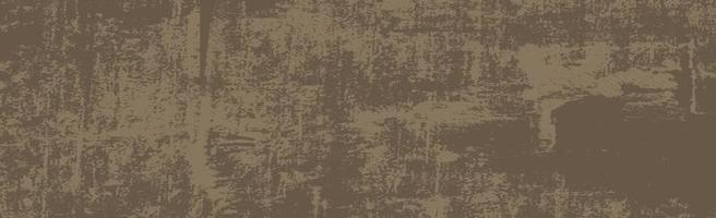 realistische achtergrond, donkerbruine oude muur - vector
