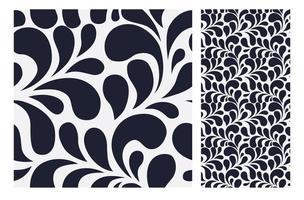 vintage tegels patronen antiek naadloos ontwerp vector
