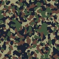 camouflage militair patroon achtergrond vector illustratie ontwerp