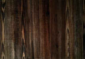 Mooie houten textuur vectorachtergrond vector