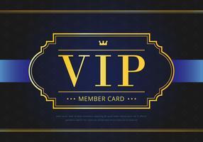 VIP-pas elegante premium achtergrond vector