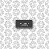 Abstracte naadloze patroonvector als achtergrond