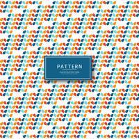 Abstracte kleurrijke naadloze patroonachtergrond