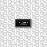 Mooi creatief geometrisch naadloos patroonontwerp