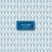 Naadloze abstracte geometrisch patroon ontwerp vector