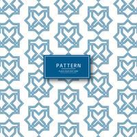 Abstracte geometrische naadloze patroon ontwerp vector