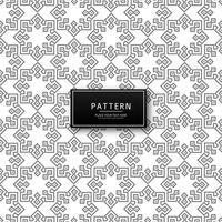 Abstracte creatieve geometrische naadloze patroonachtergrond