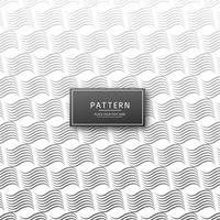 Abstracte creatieve geometrische lijnen naadloze patroon ontwerp