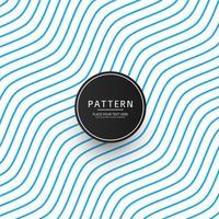 Naadloze zwart-wit zwaaien patroon achtergrond vector