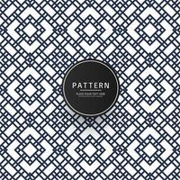 Naadloze geometrische patroon ontwerp illustratie