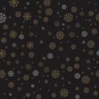Vrolijke van de de groetkaart van Kerstmis kleurrijke vector als achtergrond