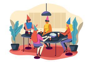 Partijen en Bijeenkomsten
