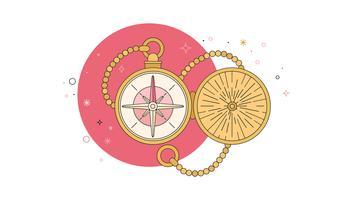 kompas vector