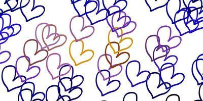 abstract vector achtergrond met kleurrijke kleurverloop