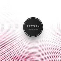 Moderne kleurrijke halftone achtergrond van het puntenpatroon vector