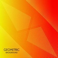 Abstracte kleurrijke geometrische lijnen achtergrond