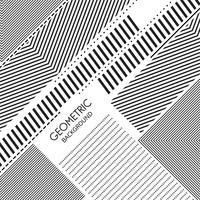 Moderne geometrische vorm lijnen achtergrond