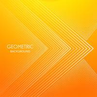 Abstracte kleurrijke geometrische lijnen achtergrondillustratievector vector